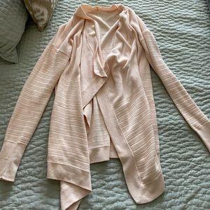 lululemon athletica Jackets & Coats - Pink lululemon find your calm wrap